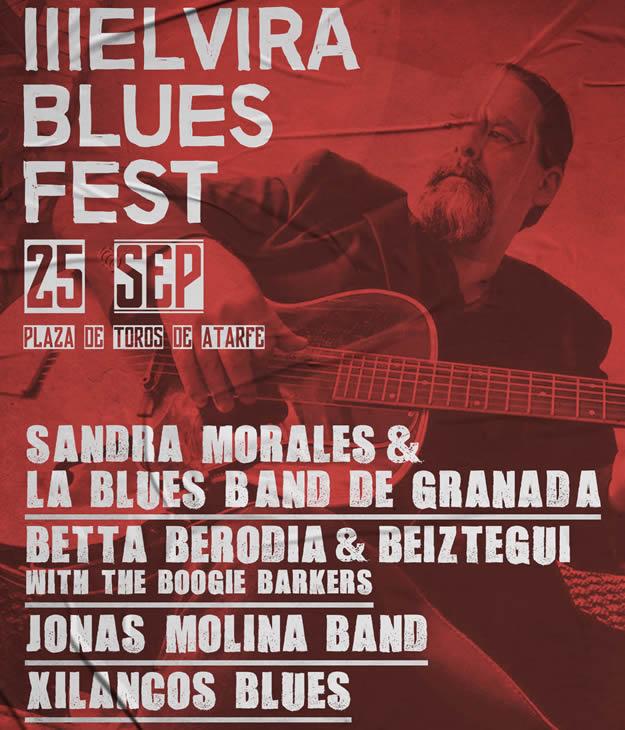 festival elvira blues en granada